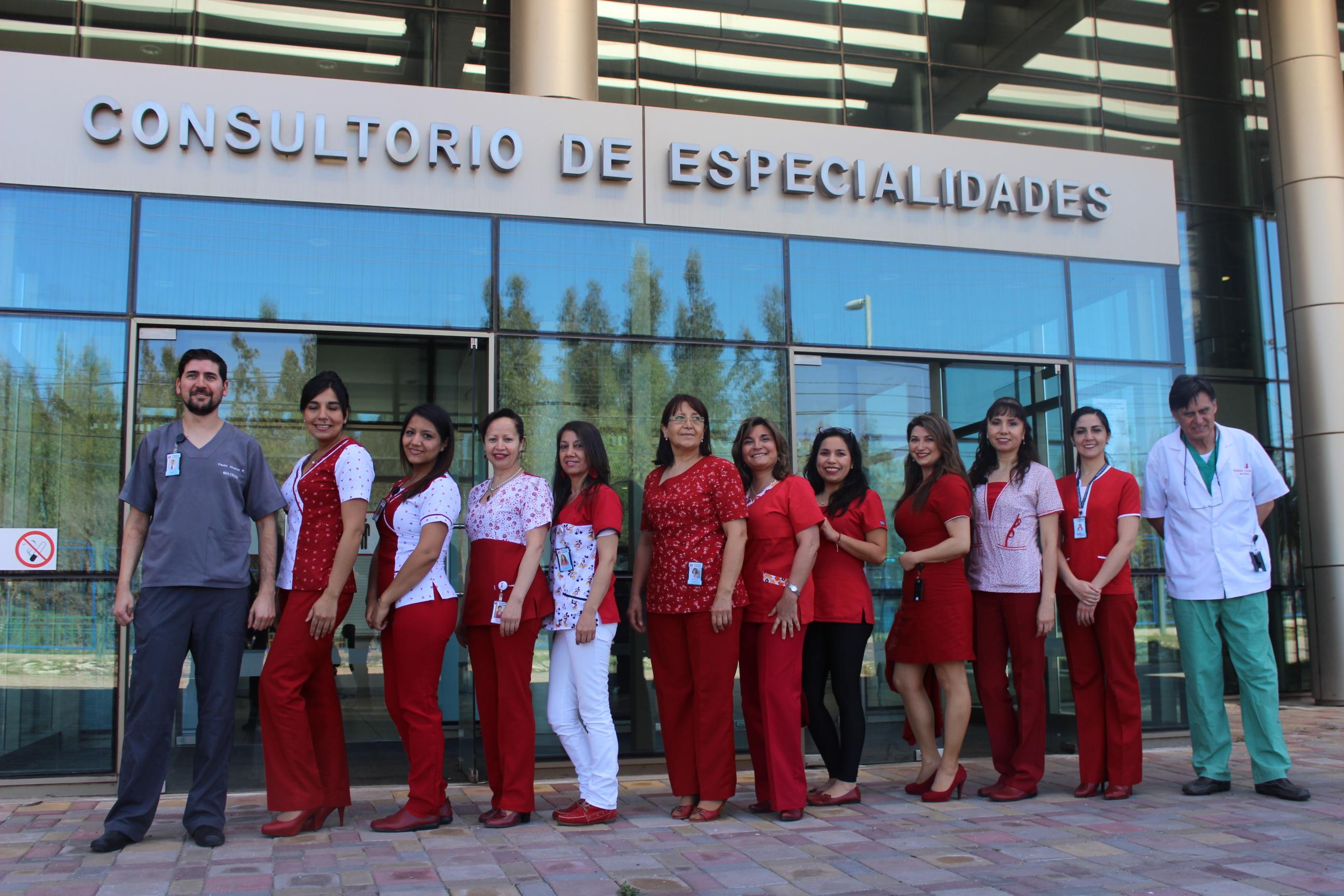 Matronas del HPH celebran su día con charlas educativas y vocacionales en Vallenar