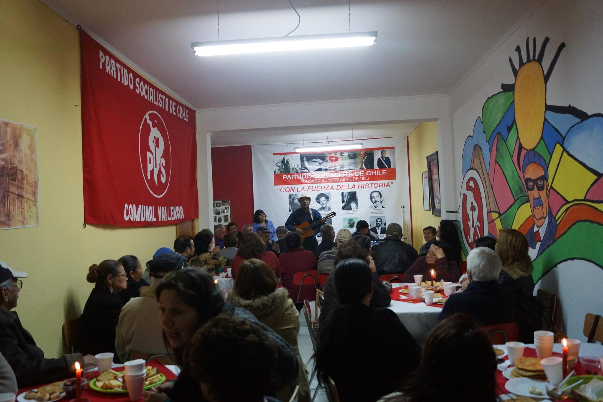 """Este viernes realizarán en Vallenar """"Café de la memoria socialista"""""""