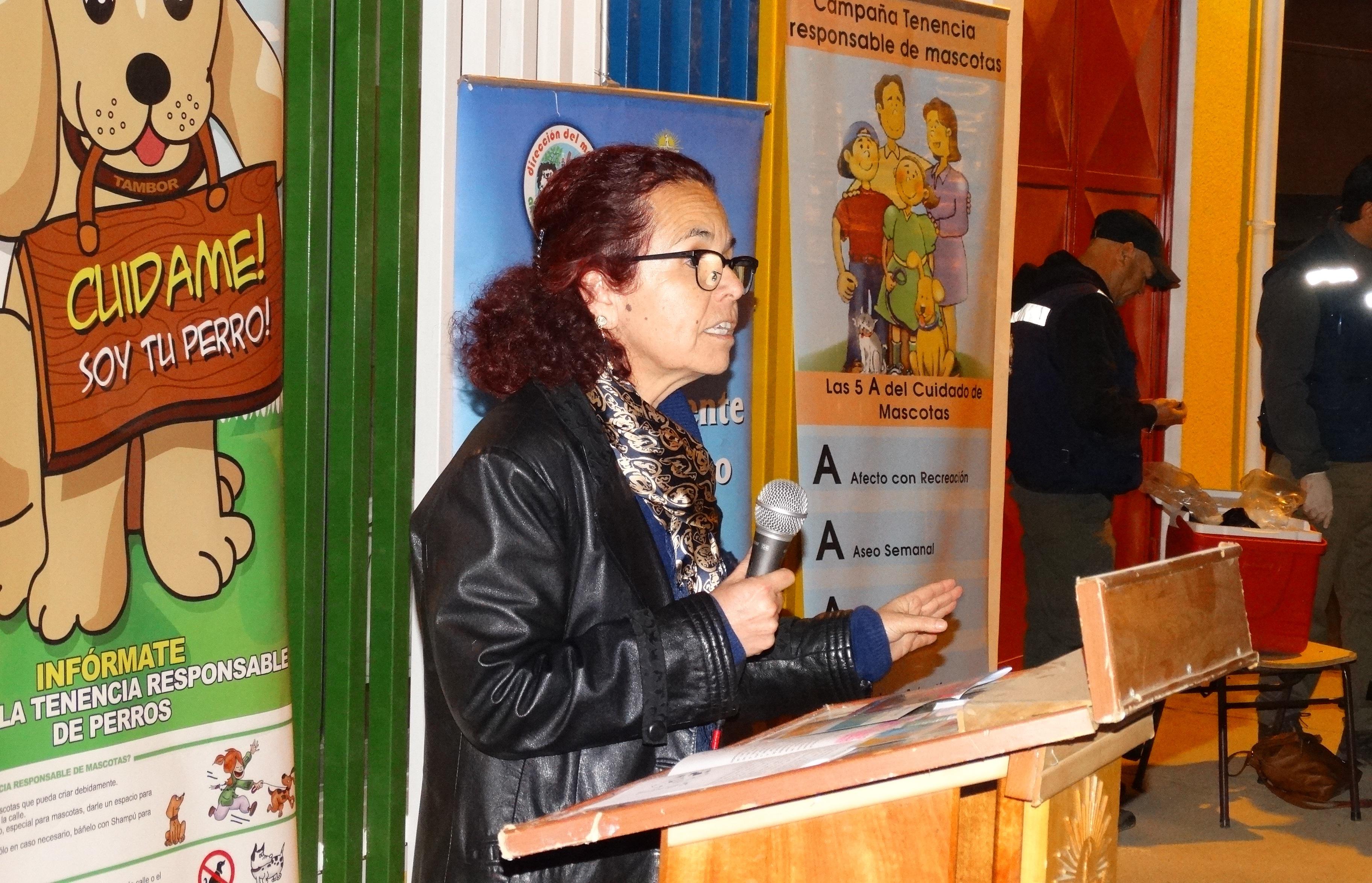 Gobernadora del Huasco realiza balance de 2016