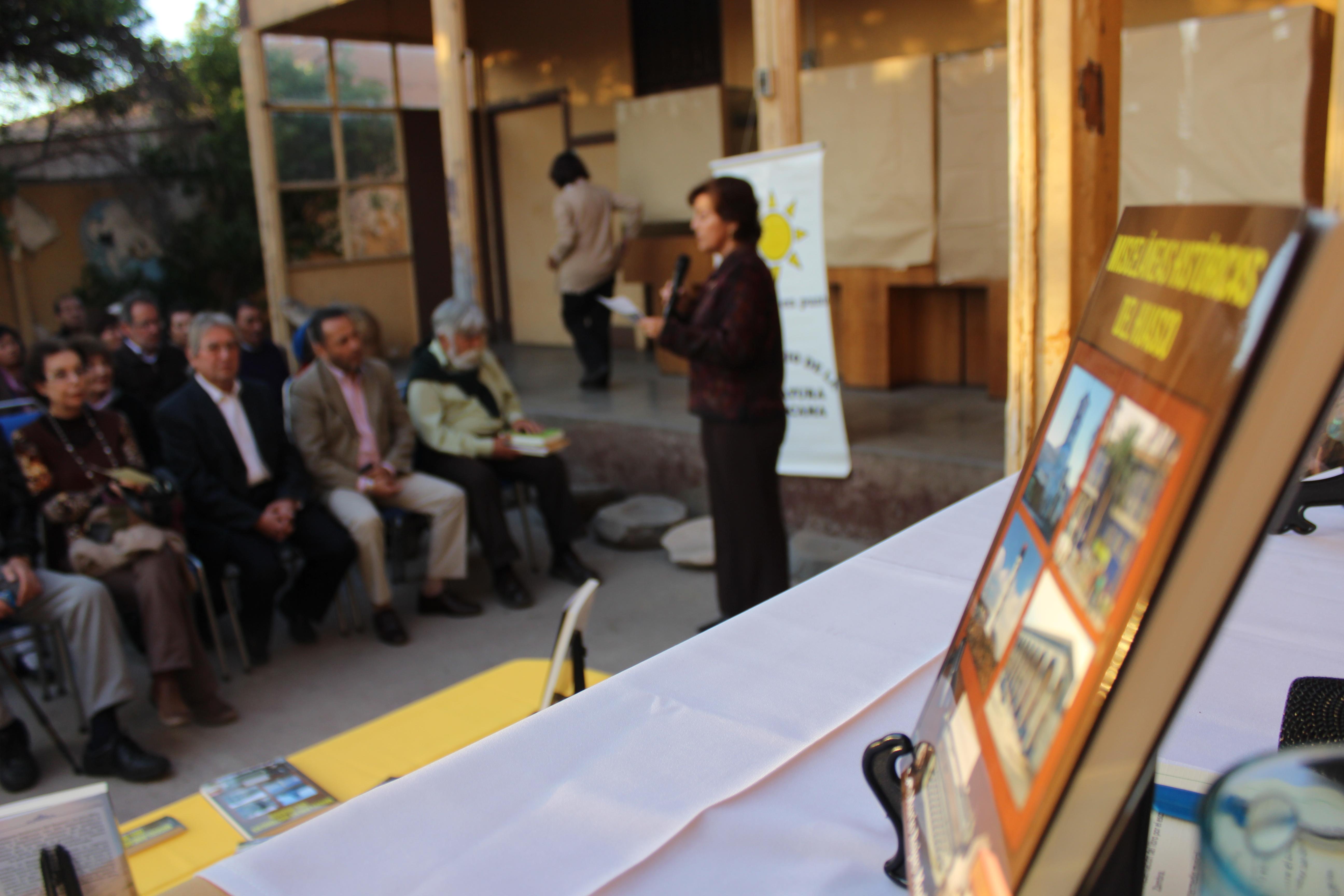 Lanzan nuevo libro histórico sobre la provincia del Huasco