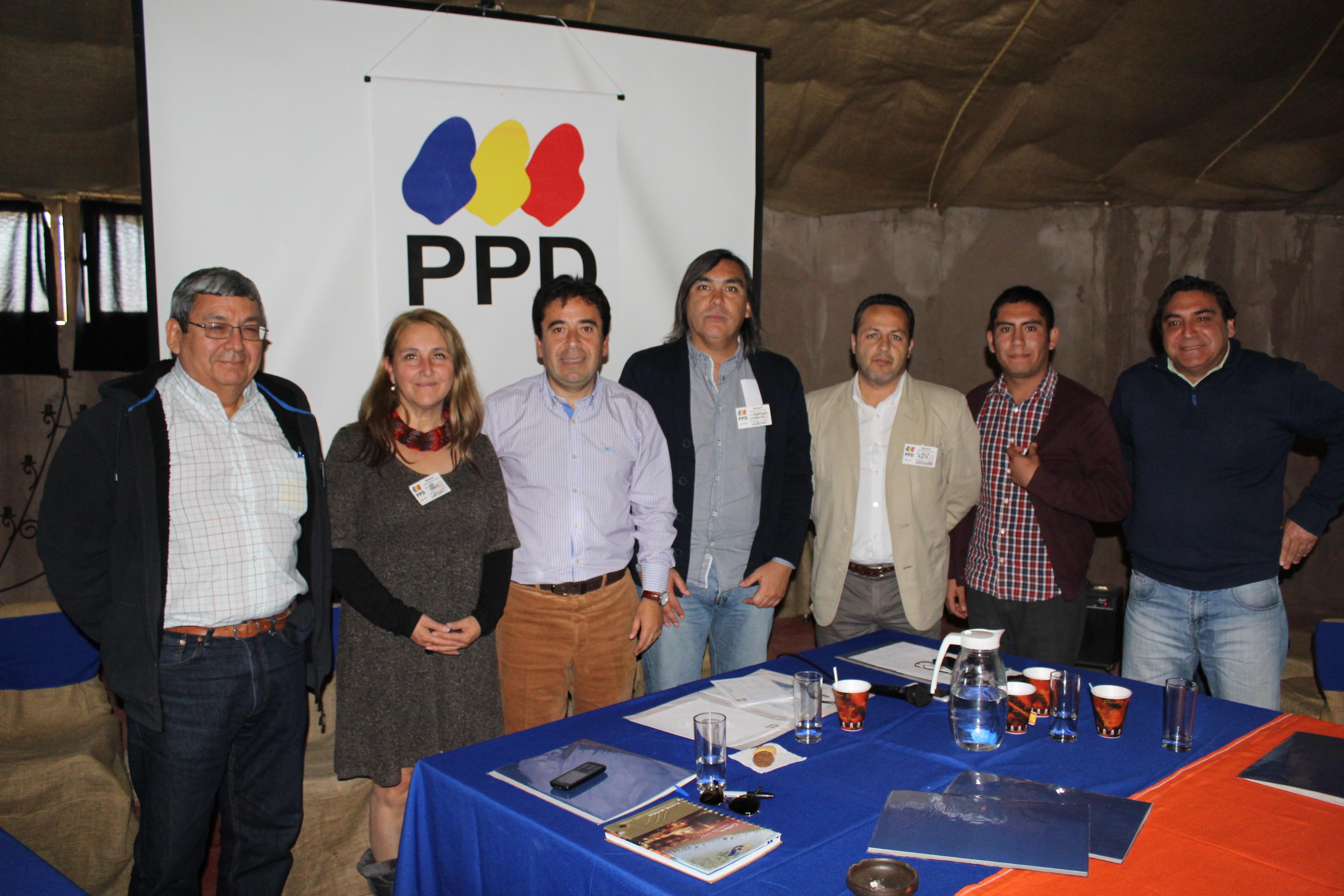 En Seminario del PPD Atacama el acuerdo fue apoyo irrestricto al Programa de Gobierno
