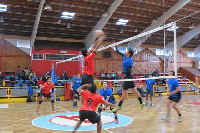 Mañana sábado 12 se jugará una nueva fecha de la Liga de Voleibol en Vallenar