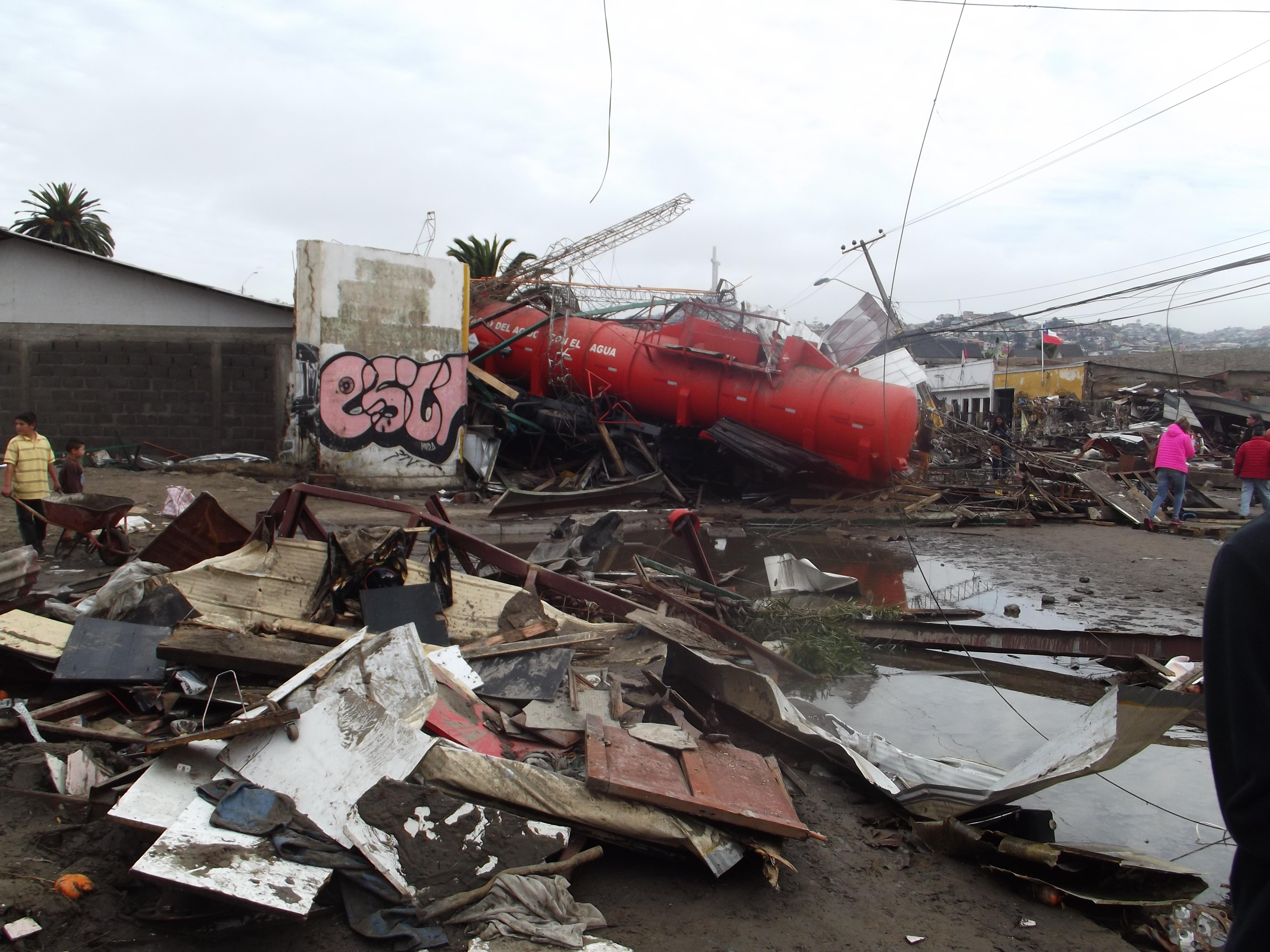 ¿Estamos preparados para un terremoto en la provincia del Huasco?