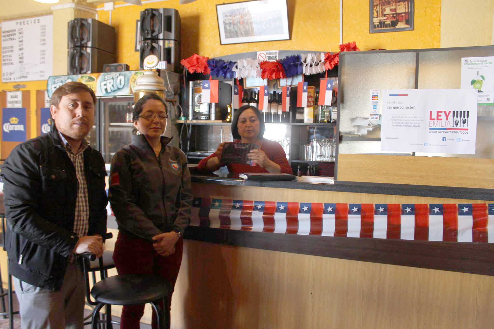 Lanzan campaña preventiva de fiestas patrias en Freirina