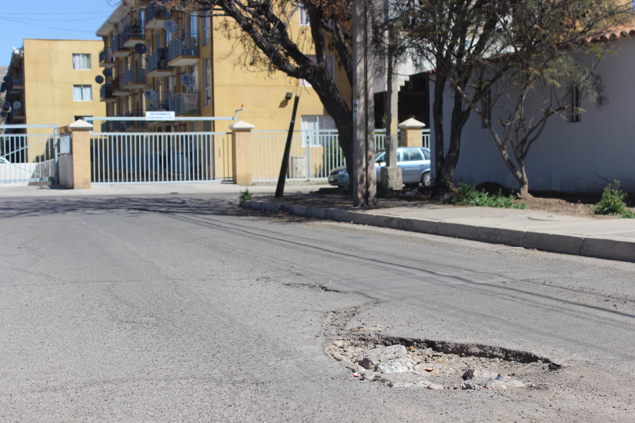 Las malas calles de Vallenar