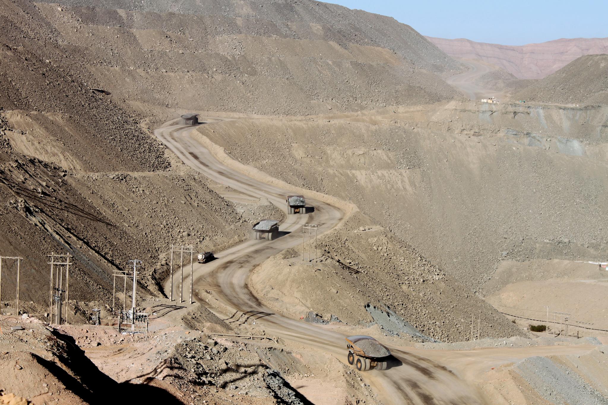 Proyecto Mariposa: la iniciativa minera que se viene para Vallenar