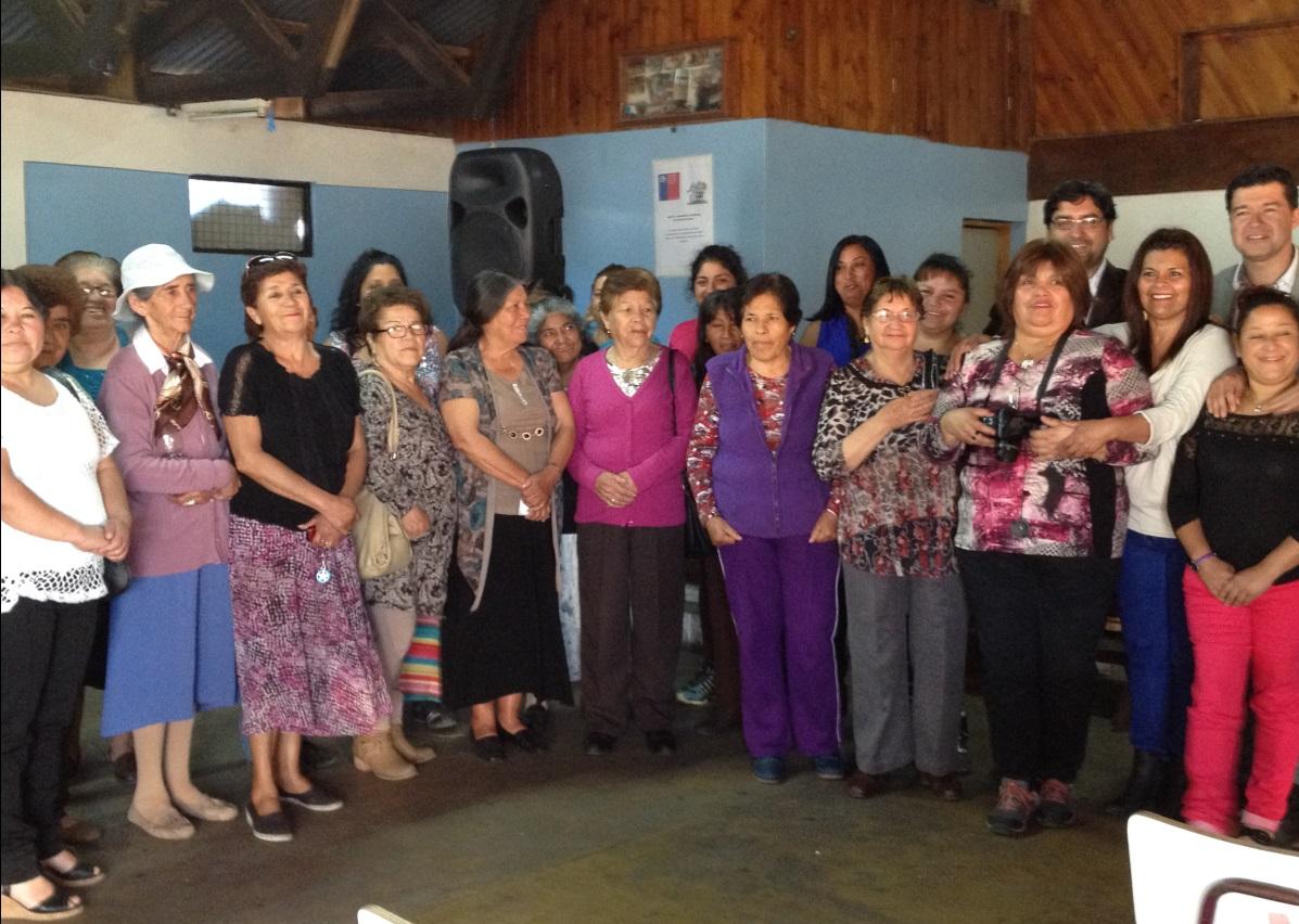 Agrupación de Mujeres Fortaleza de Vallenar inauguró proyecto financiado por fondo de Gobierno