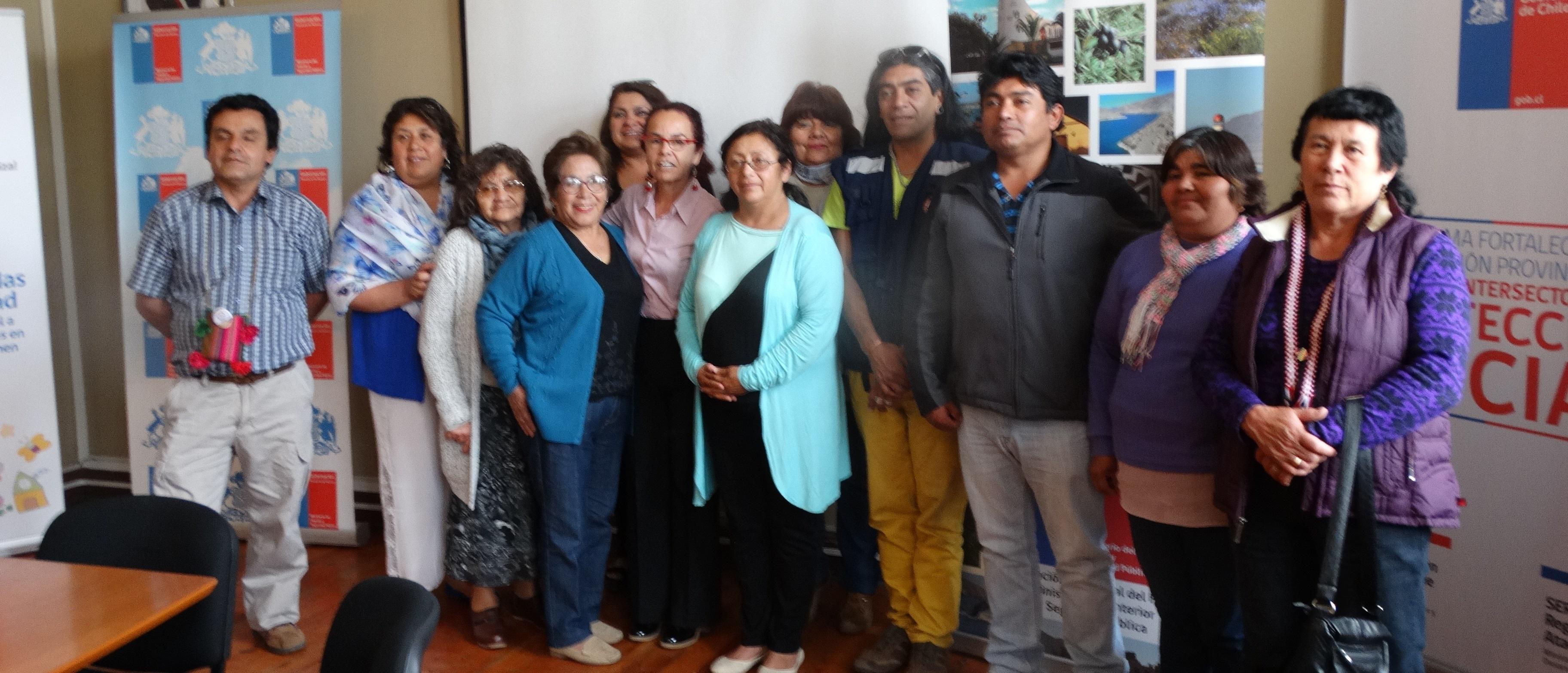 Comunidades diaguitas del Huasco exponen sus principales demandas