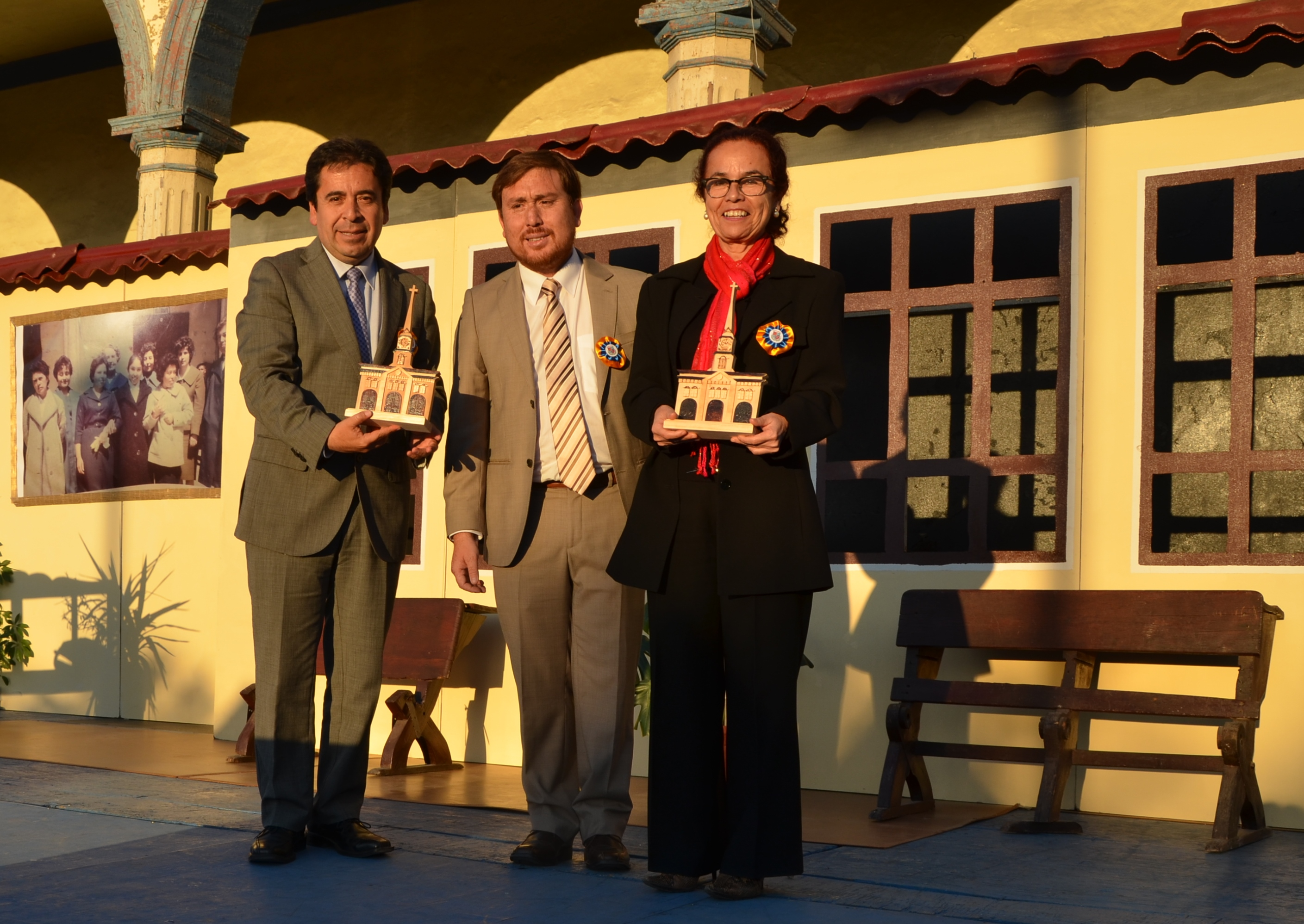 Freirina celebró el 263 años junto a la comunidad y autoridades