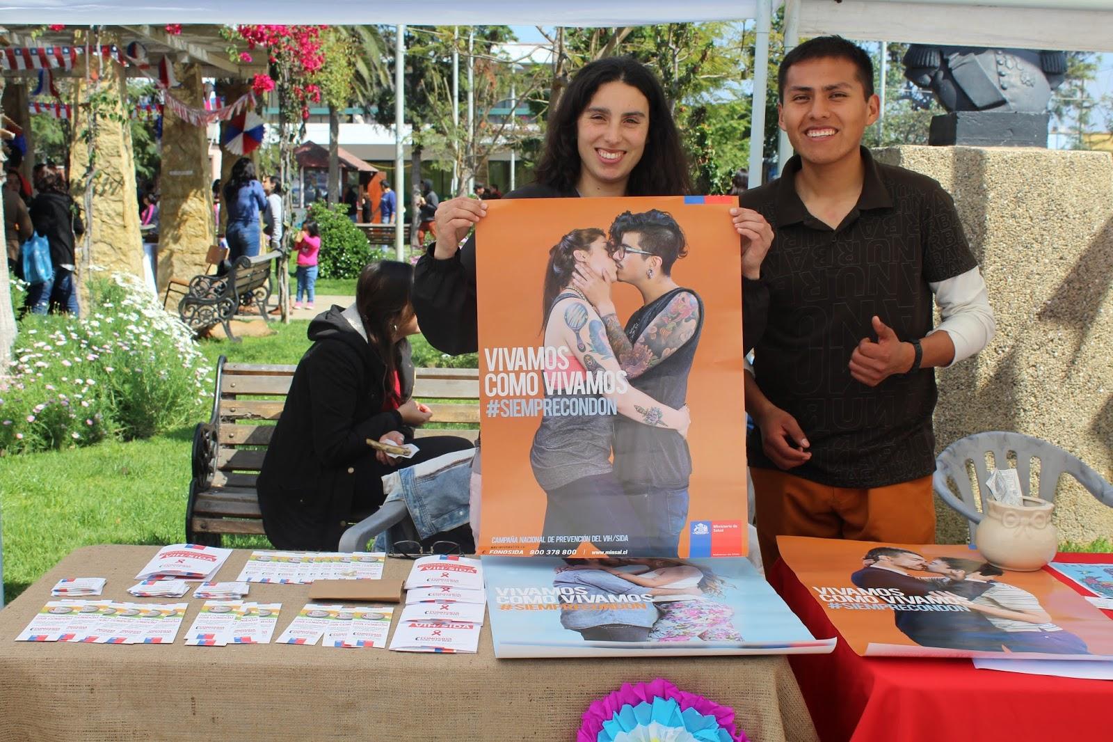 """Cesfam de Freirina realizó Plaza Saludable """"Salud y Mujer"""""""