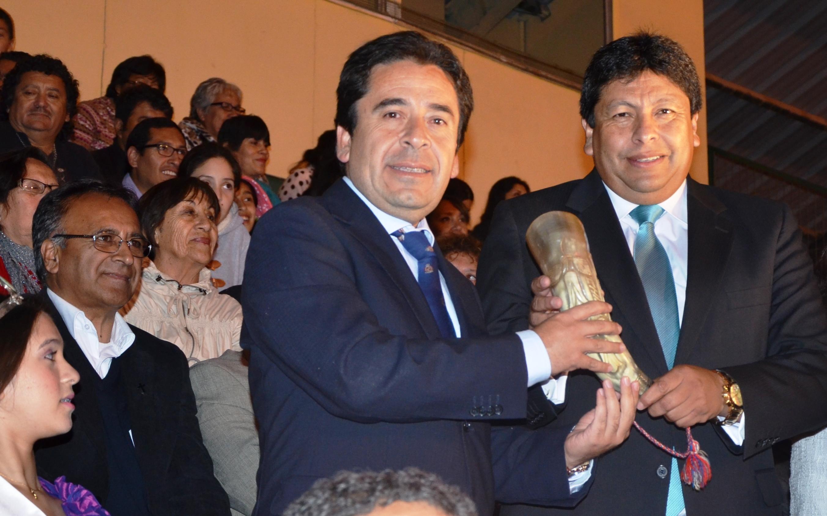 Intendente anuncia nuevos proyectos para Vallenar en el marco de su aniversario