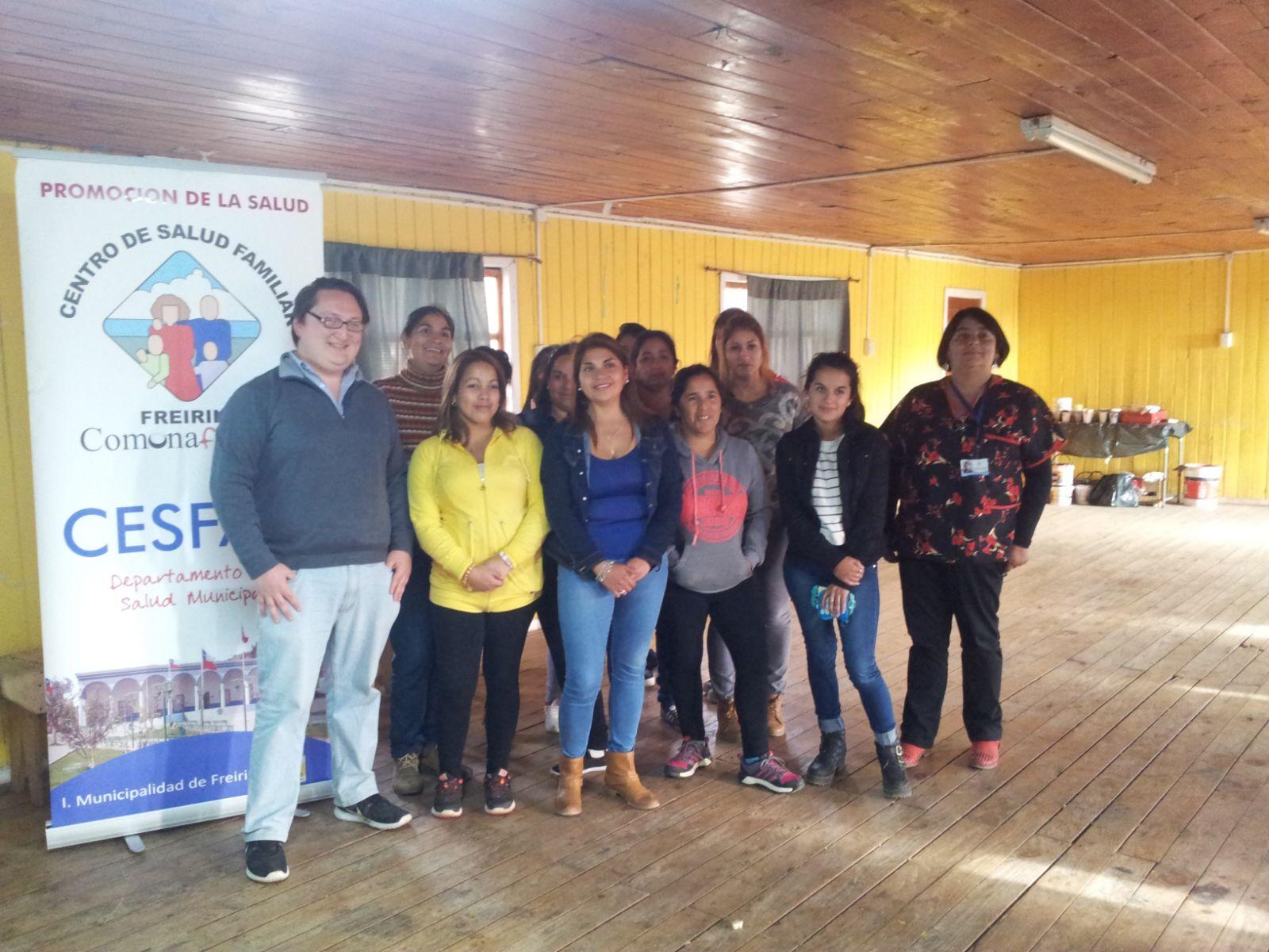 Realizarán 2da Escuela de Monitores de Salud en Freirina
