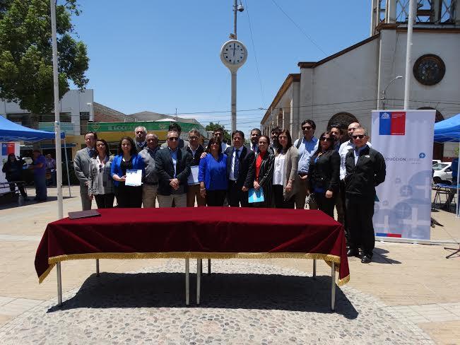 Industriales del Huasco se comprometen  con el desarrollo sustentable