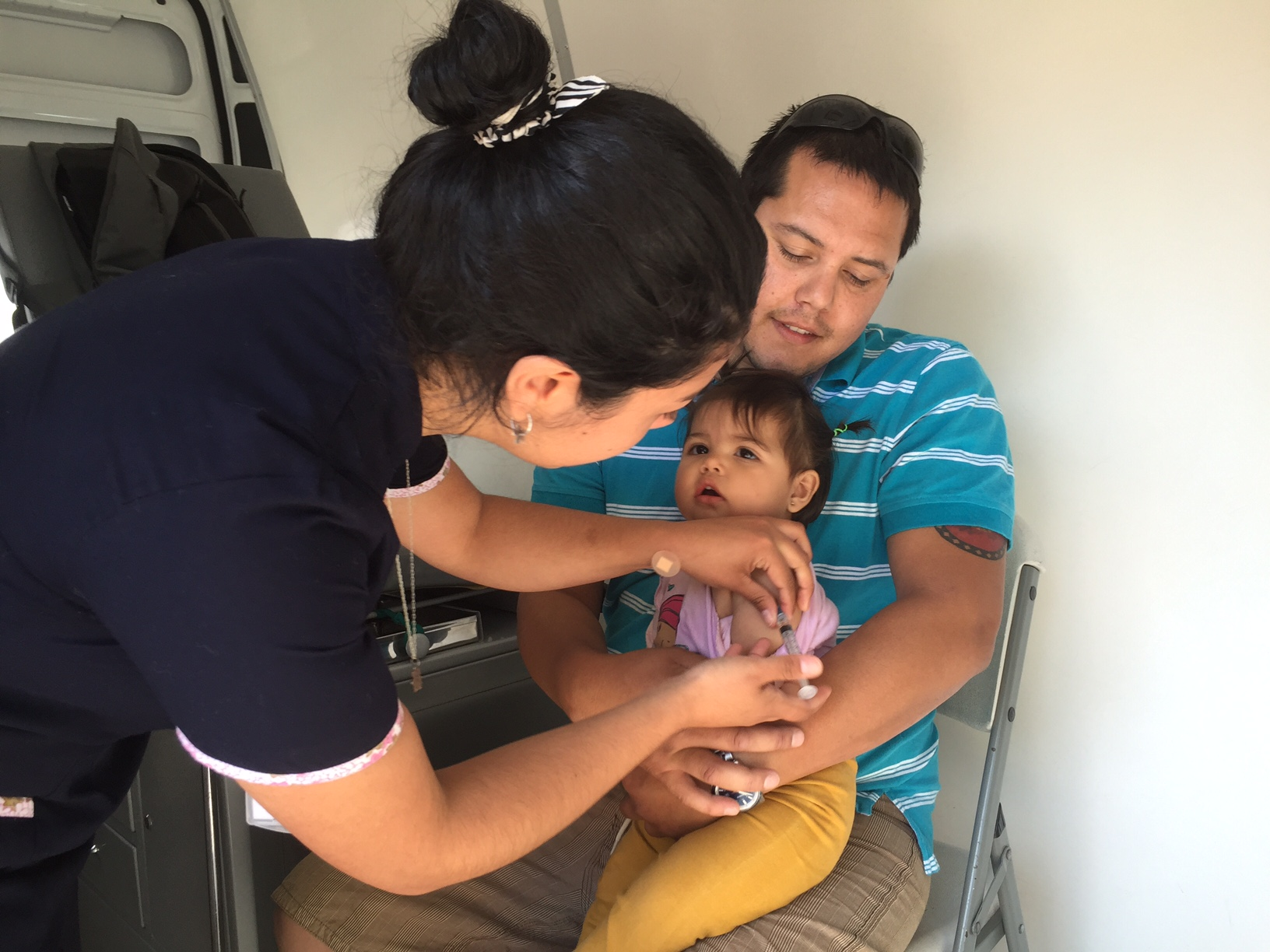 Atacama alcanza el 59% de cobertura en vacunación contra el Sarampión