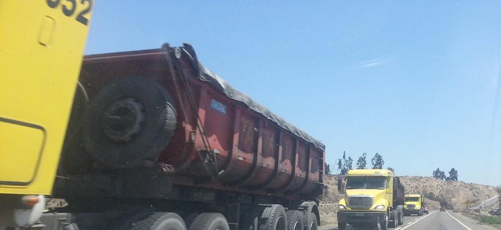 Conozca las razones de la paralización de los trabajadores de Transportes Tamarugal