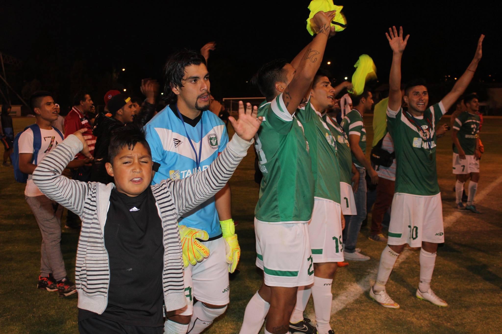 Deportes Vallenar es el sólido puntero de la Segunda División