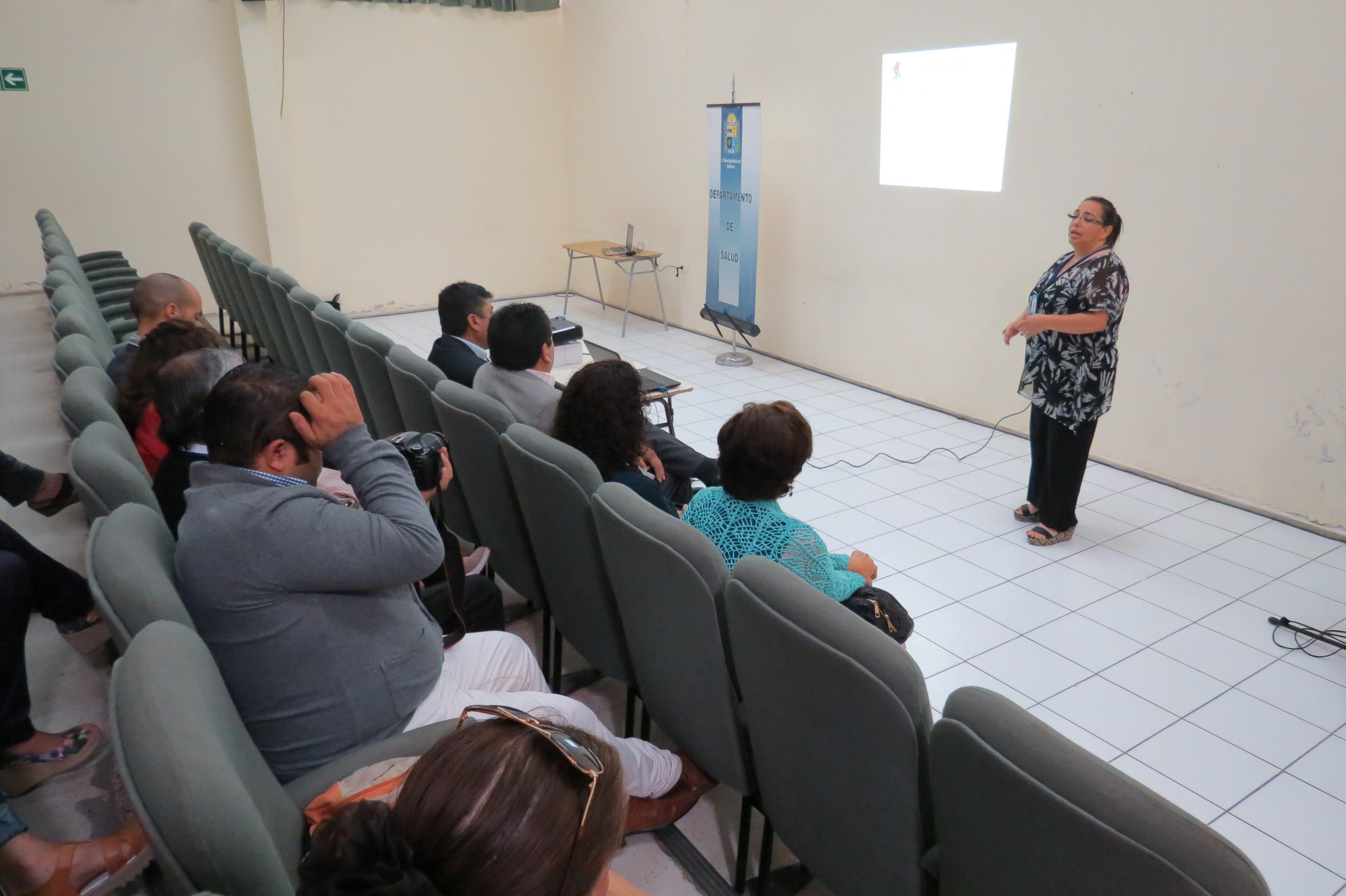 Realizan cierre de  Plan Comunal de Promoción de la Salud 2015 en Vallenar