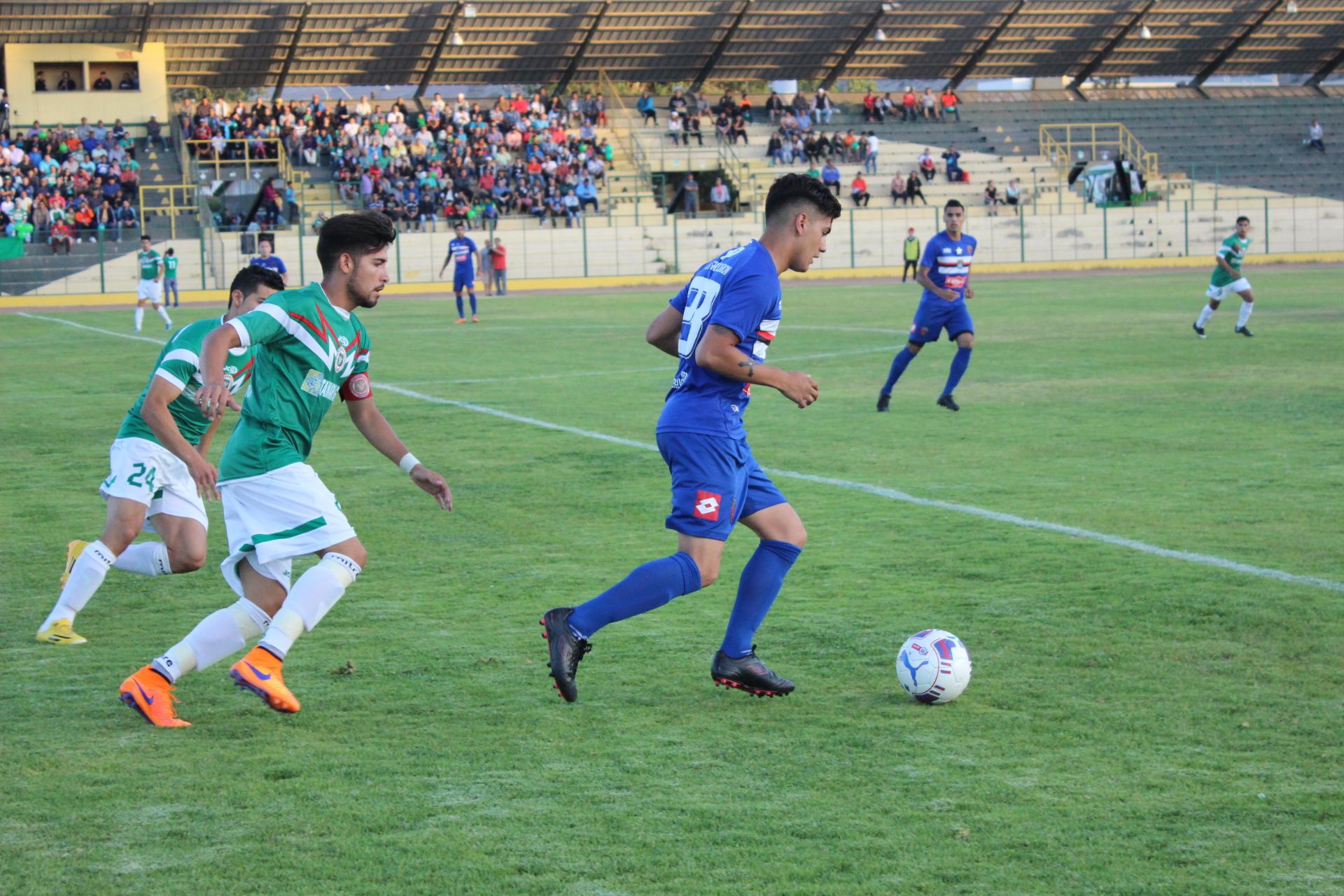 Deportes Vallenar podría clasificar este sábado a Segunda División