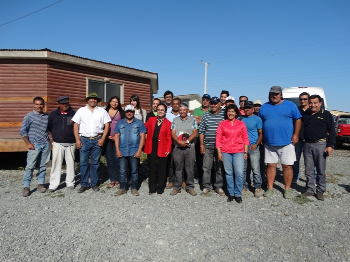Concluye proyecto de innovación a la pesca artesanal en la provincia del Huasco