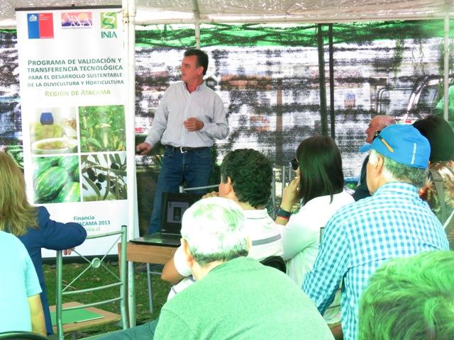 Comenzaron las capacitaciones de elaboración de Guano Líquido en la provincia del Huasco