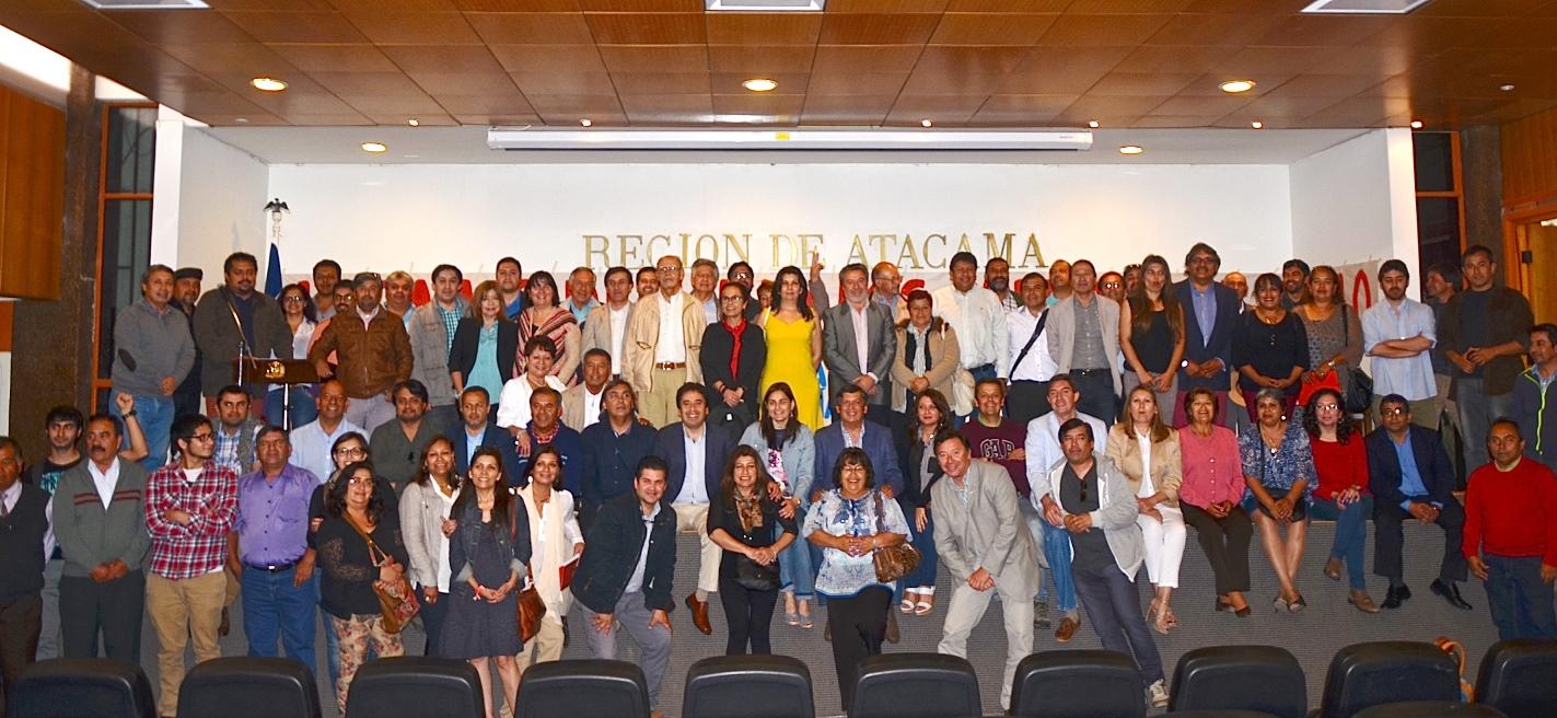 Nueva Mayoría reafirma su compromiso con la región de Atacama