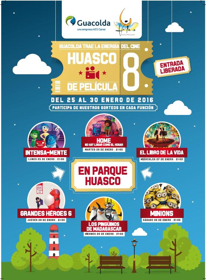 Afiche Huasco de Película 8