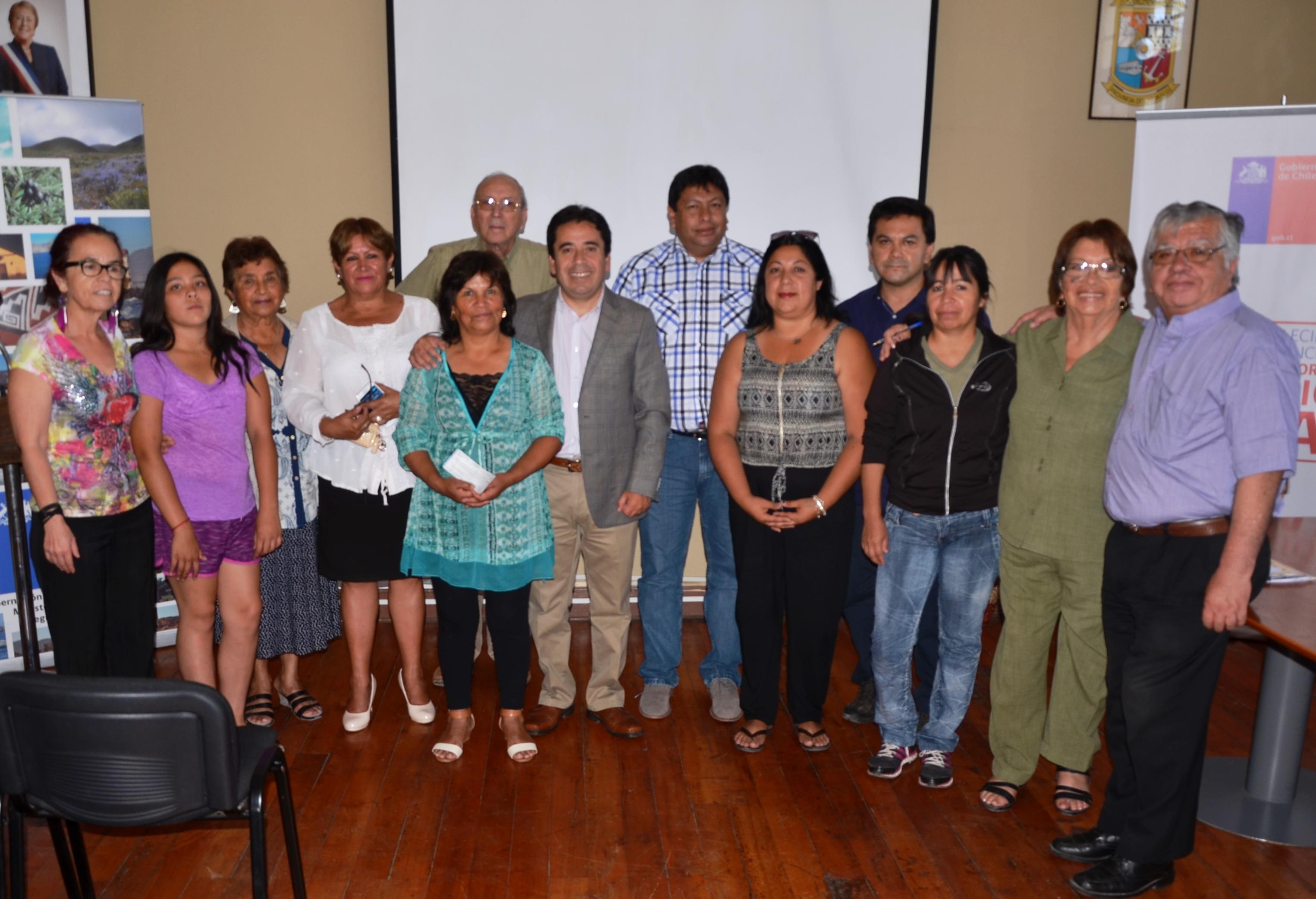 Entregan más de $20 millones para continuar financiando proyectos de cultura y deporte en la Provincia del Huasco