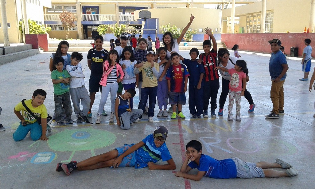 JUNAEB y DAEM Vallenar inició Escuela Abierta de Verano en Población Carrera