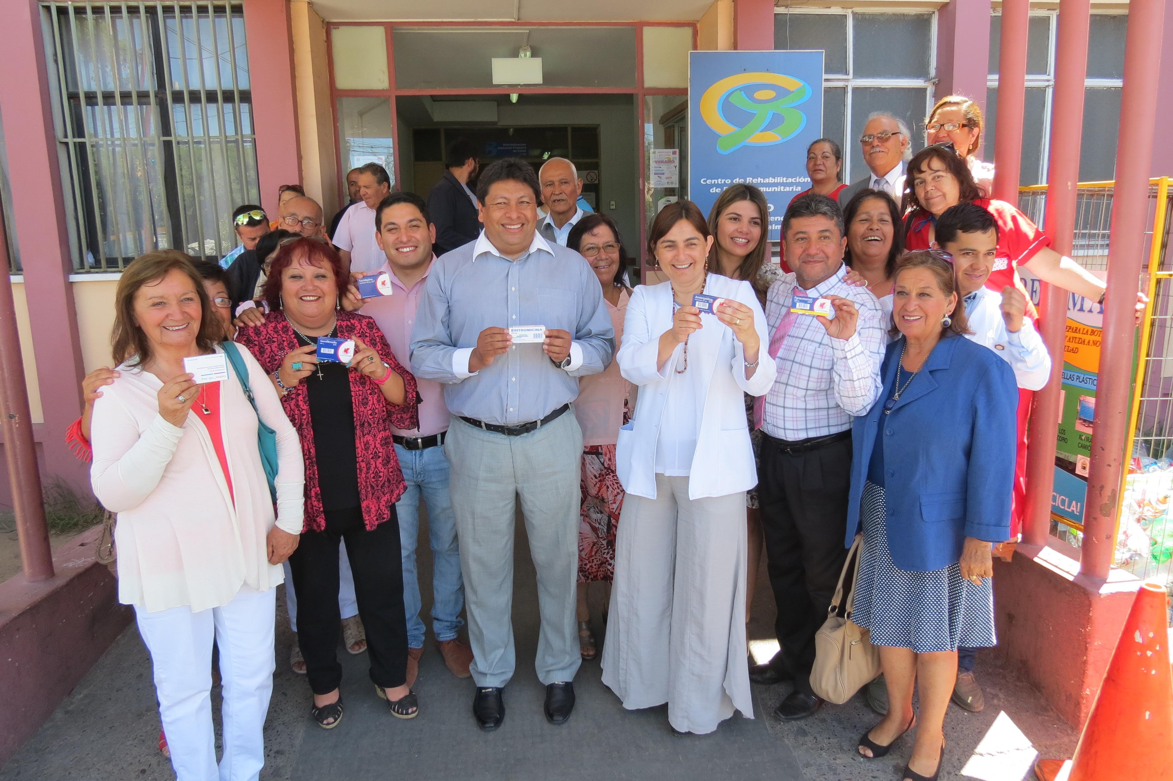 Oficializan farmacia popular en Vallenar pero aún no entra en funcionamiento
