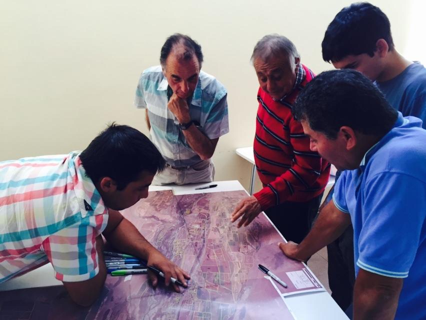 Plan de Riego de la cuenca del río Huasco continúa plan de trabajo