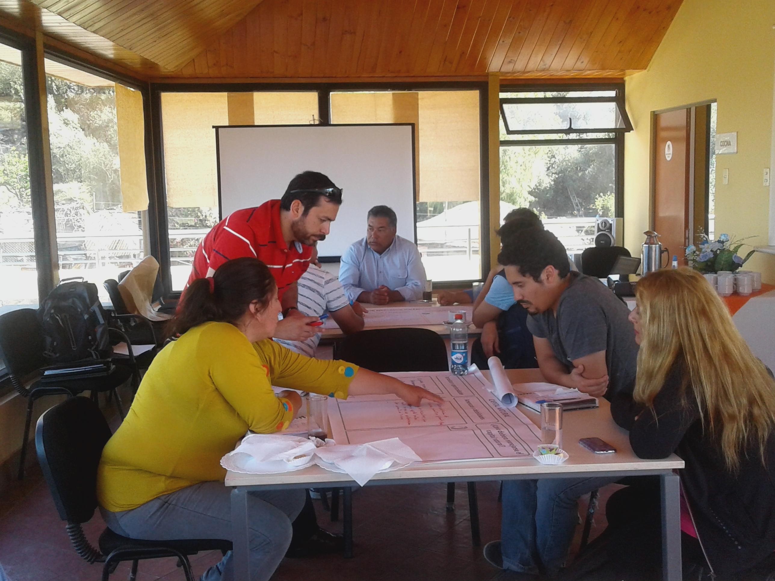 Más de 60 productores de caletas rurales de Chañaral, Caldera y Freirina participan en Plan Marco de Desarrollo Territorial