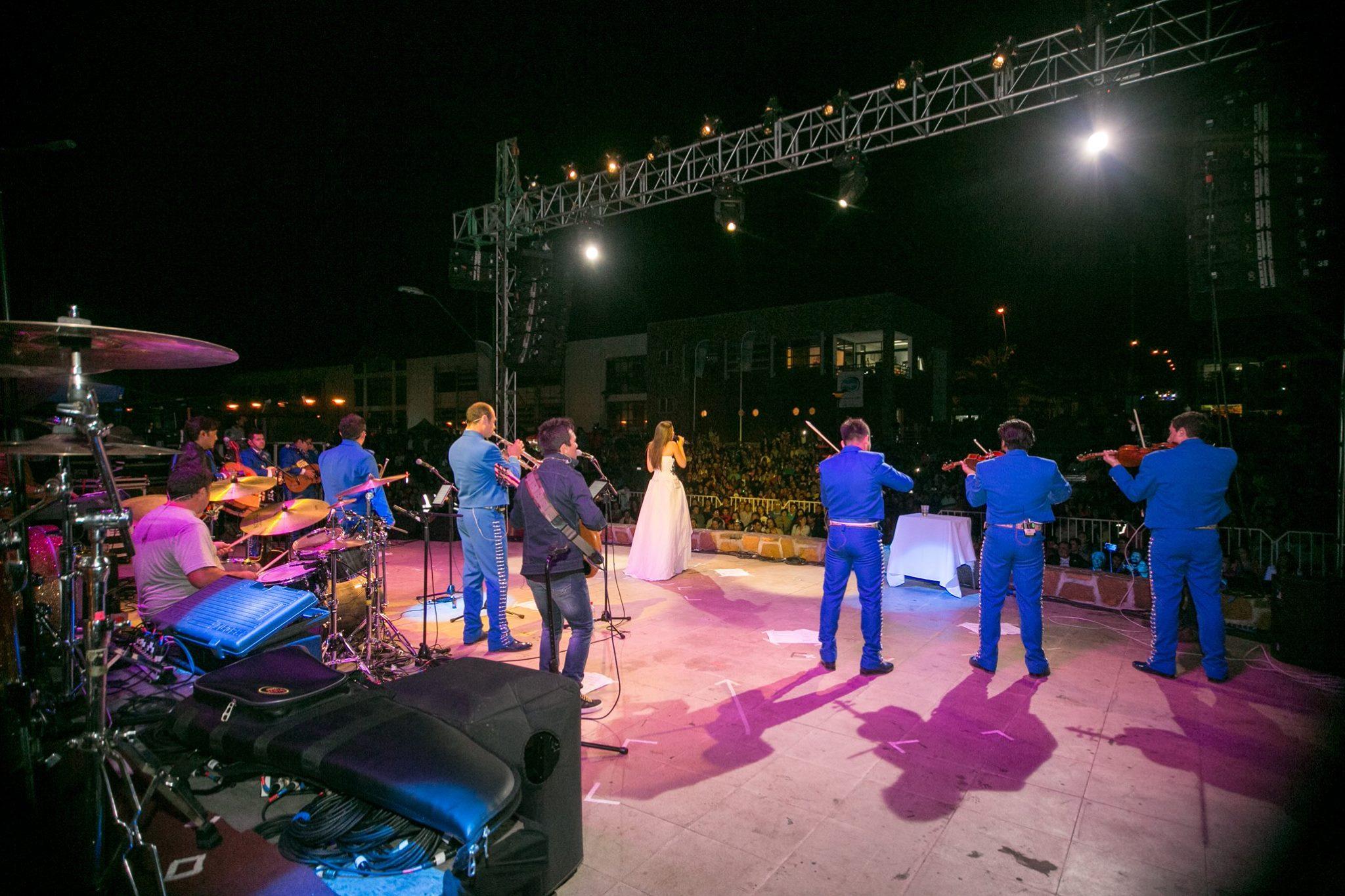 Éxito total del festival del Velero en Huasco