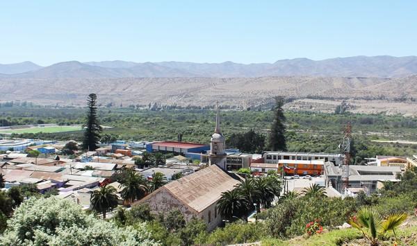 Aguas Chañar trabaja en reparaciones en sector by pass de Freirina