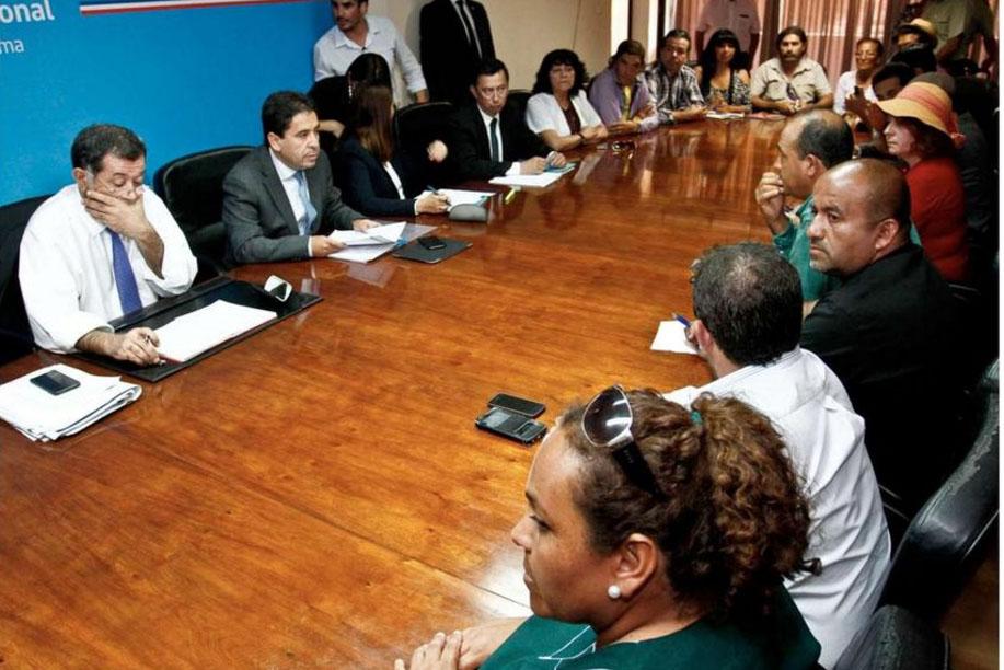 Gobierno propone entregar beneficio a funcionarios públicos que perciben sueldo inferior a 500 mil pesos en Atacama