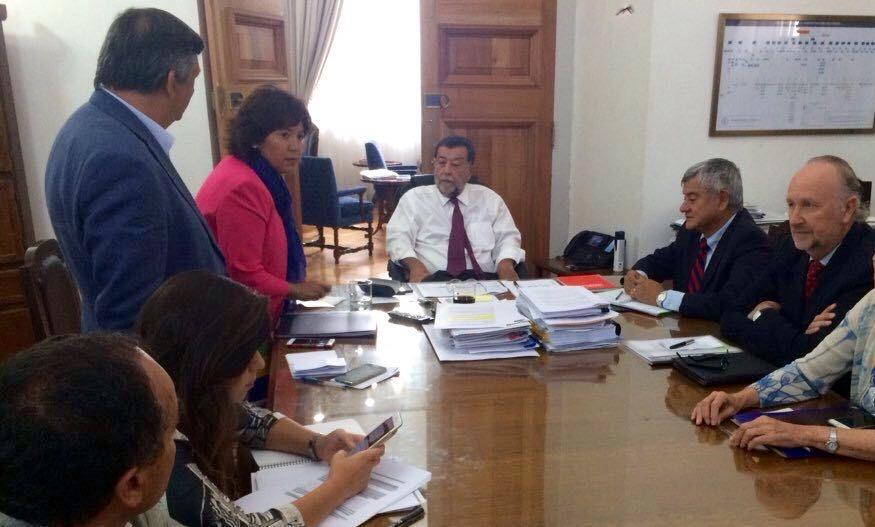 """Provoste y Bono Atacama: """"Nos interesa que el Gobierno reconozca que no se han cumplido compromisos"""""""