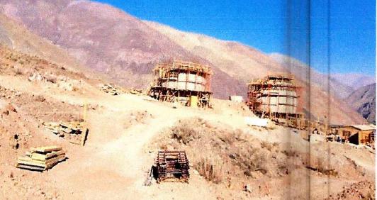 Incautan documentación en obra Observatorio y Mirador Astronómico de Alto del Carmen