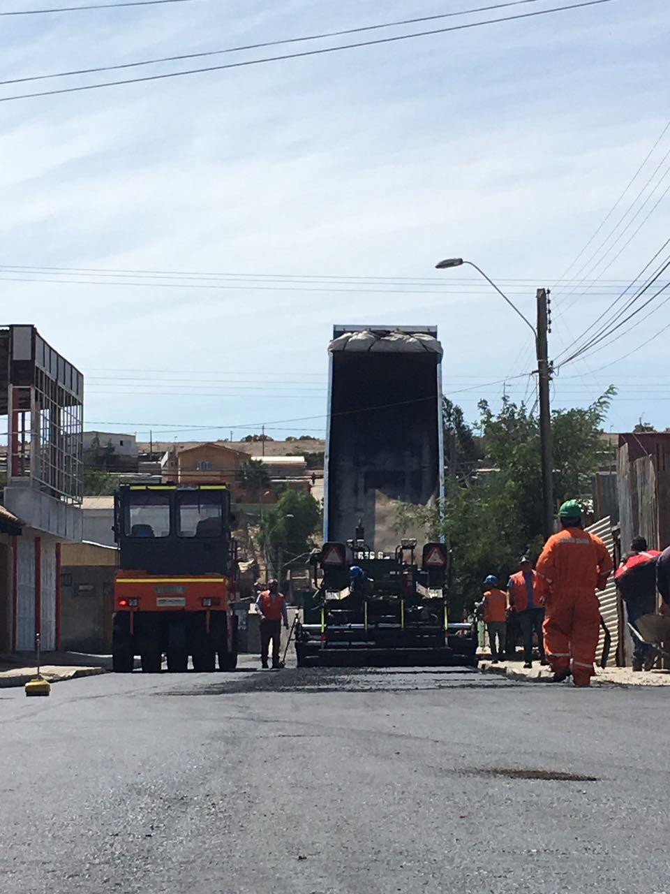 Colectiveros de población Hermanos Carrera modifican su recorrido por arreglo de calles