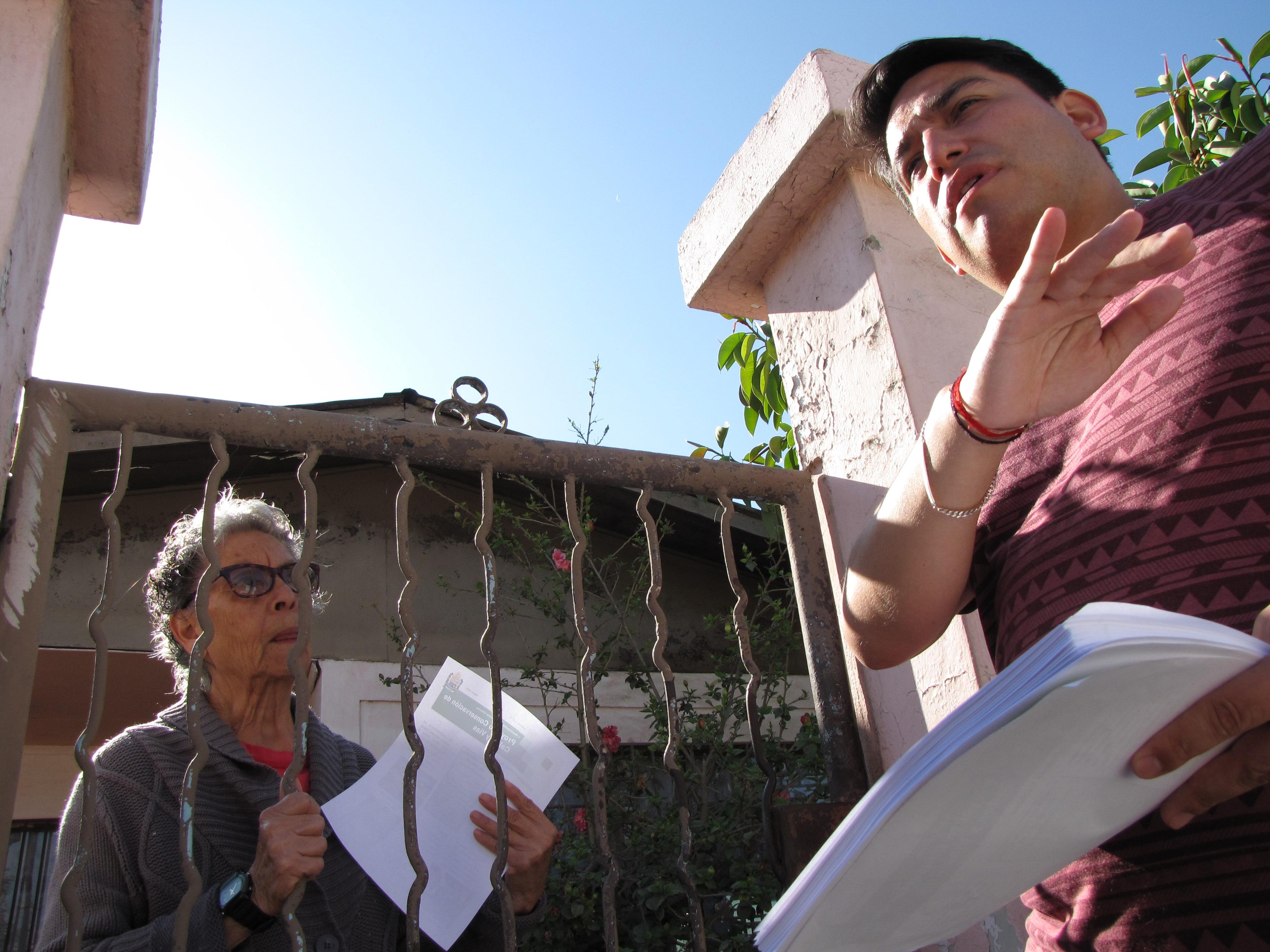 Concejal de Vallenar y su opinión sobre proyecto de calles y veredas