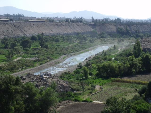 MOP declaró el agotamiento de la cuenca del río Huasco y sus afluentes