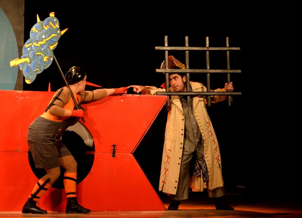 Consejo de la Cultura presenta a TeatroCinema en Vallenar