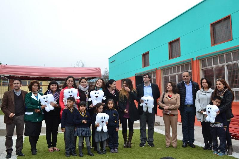 Fundación AES Gener y Guacolda impulsan escuela para el cuidado de la sonrisa en niños de Huasco