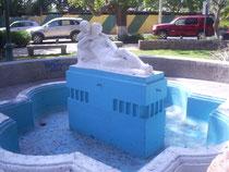 """Museo solicita que restauren """"El secreto de la fuente"""""""