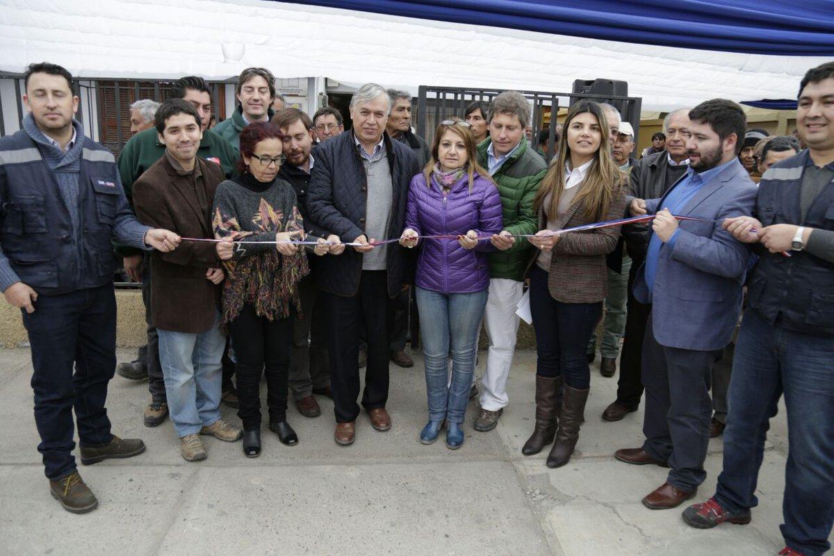 Gobierno y regantes inauguran oficina de la CNR y GORE Atacama en Vallenar
