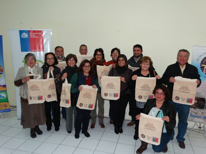 Realizan campaña para eliminar uso de bolsas plásticas