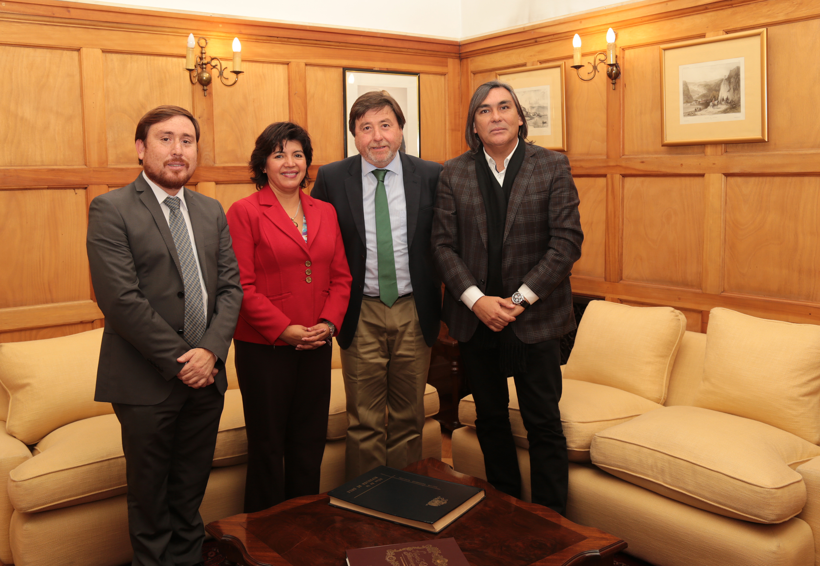 Provoste gestionó financiamiento para la ejecución de proyectos en Freirina y Huasco