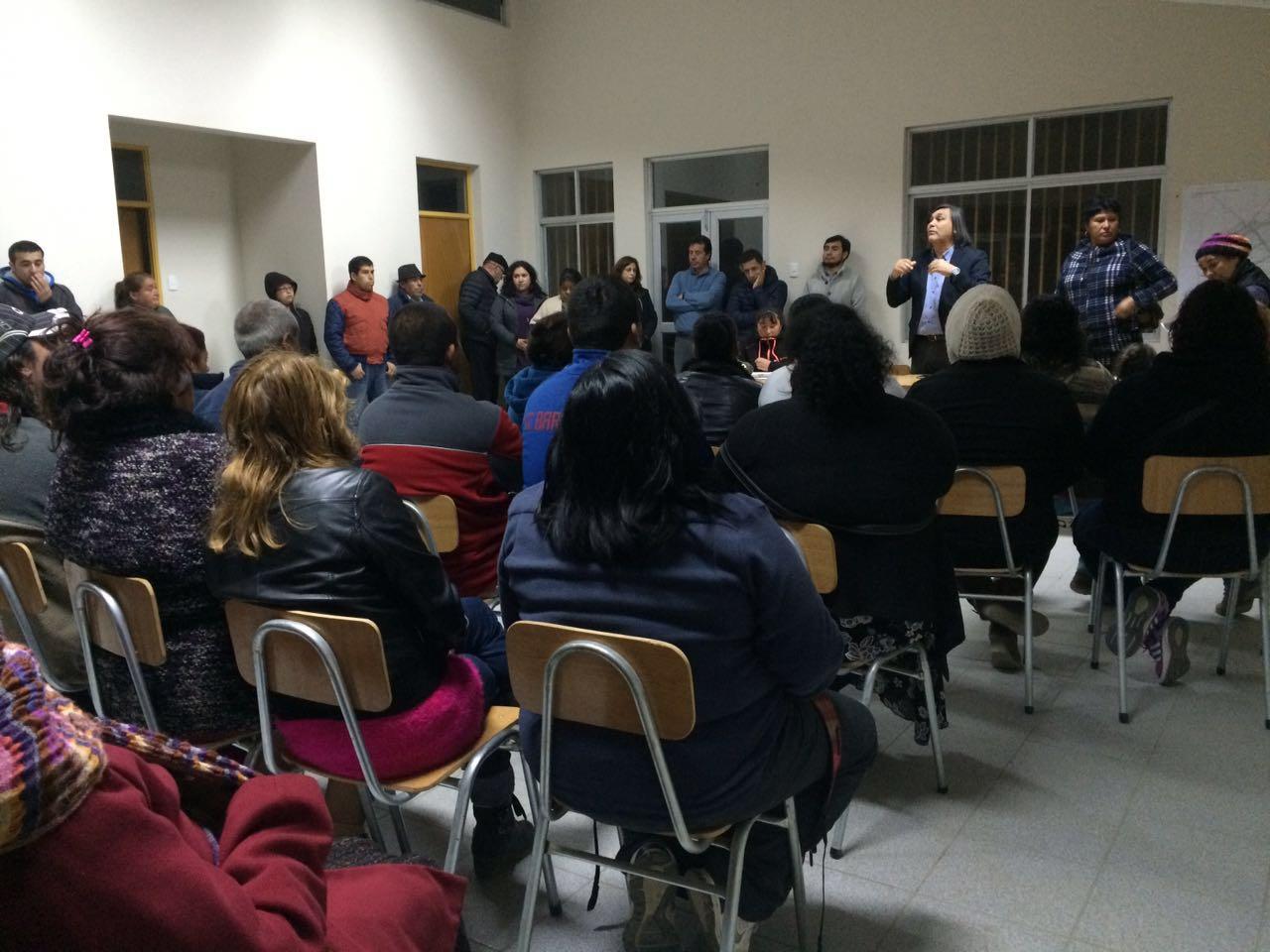 Anuncian nuevos proyectos para villa San Pedro en Huasco