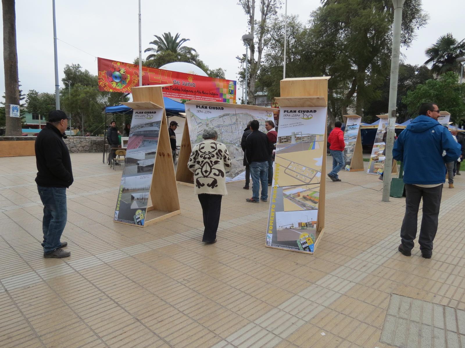 SECPLA presentó cartera de futuros proyectos para Vallenar