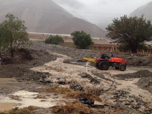 Invierno tranquilo en Atacama: se esperan lluvias normales bajo 4 mm