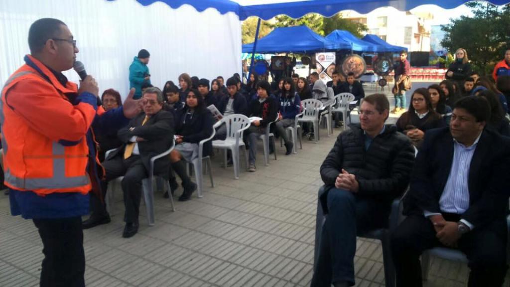 ONG Dejando Huellas realiza presentación de proyectos en Vallenar
