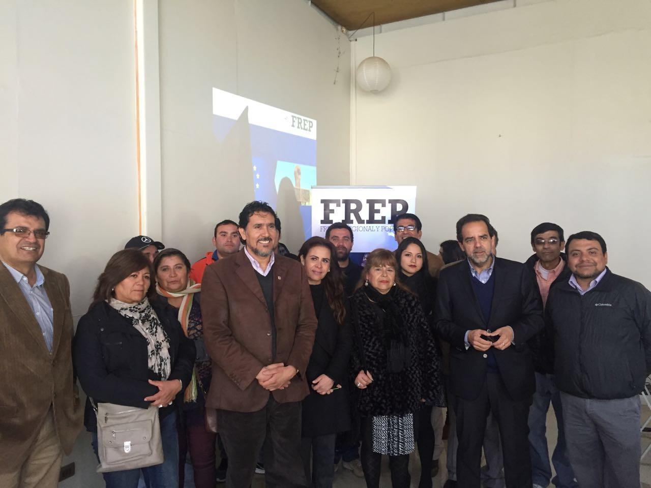 Partido de Jaime Mulet, FREP, se constituye formalmente en el país